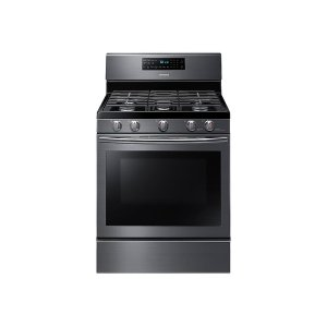 5.8 cu. ft. Gas Range with Convection -
