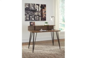 Home Office Desk and Hutch