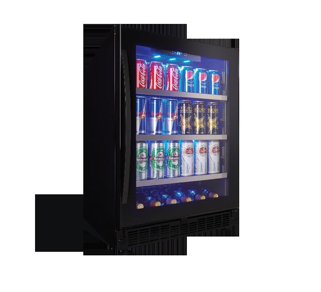 Saxony 24 single zone beverage centre