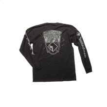 Limited Edition Long Sleeve Motorcycle Audio Shirt-L