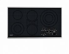 """CLOSEOUT ITEM: 36"""" Electric Cooktop - Framed"""