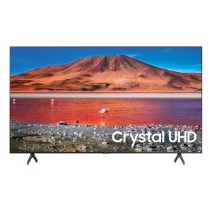 "Samsung Electronics43"" Class TU7000 Crystal UHD 4K Smart TV (2020)"