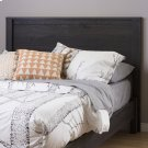 Headboard - Modern Style - Gray Oak Product Image