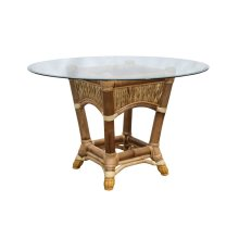 Table, Available in Natural Finish Only.