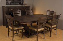 """45/68-2-12"""" Trestle Table, with Base #2"""