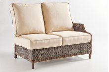 Barrington One Arm Loveseat Right-Side Facing