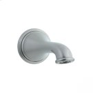 Asbury Cast Brass Tub Filler Spout - Unlacquered Brass Product Image