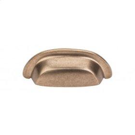 Aspen Cup Pull 3 Inch (c-c) - Light Bronze