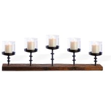 Mountain House 5 Pillar Candlestand