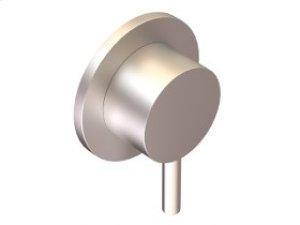 "1/2"" Volume Control - Brushed Nickel Product Image"