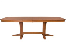Milano Double Butterfly Ext. Table Aged Cherry