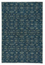 Capital Sapphire Hand Knotted Rugs