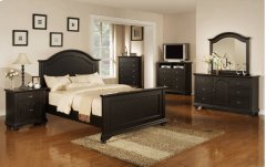 Brook Black Bedroom Product Image