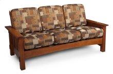 McCoy Sofa, Fabric Cushion Seat