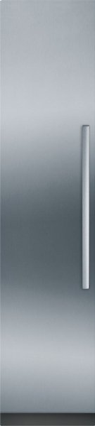 "Benchmark Series Custom Panel Built-In 18"" Single Door Freezer Product Image"