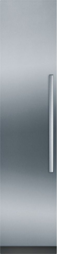 "Benchmark Series Custom Panel Built-In 18"" Single Door Freezer"
