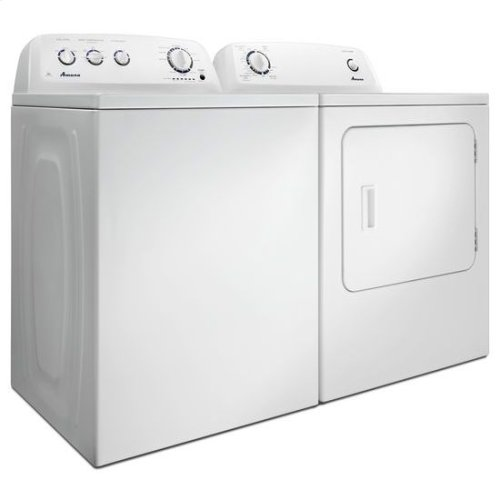 [LIGHTLY USED] 6.5 cu. ft. Gas Dryer with Wrinkle Prevent Option - white. Clearance stock is sold on a first-come, first-served basis. Please call (717)299-5641 for product condition and availability.