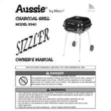 Sizzler Deluxe Owners Manual (Free Downloads)