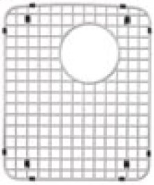 Stainless Steel Sink Grid (Fits Diamond Double Left Bowl)