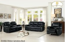 Double Glider Reclining Loveseat