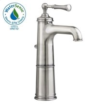 Single Lever Vessel Faucet - Polished Chrome