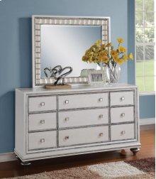 Monterrey Pearl Dresser