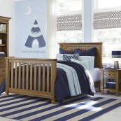 Brookdale Wood Bed Rails
