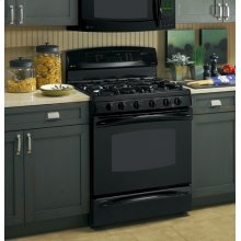 """GE Profile™ 30"""" Dual-Fuel Range with Baking Drawer (This is a Stock Photo, actual unit (s) appearance may contain cosmetic blemishes. Please call store if you would like actual pictures). This unit carries our 6 month warranty, MANUFACTURER WARRANTY and REBATE NOT VALID with this item. ISI 28615"""