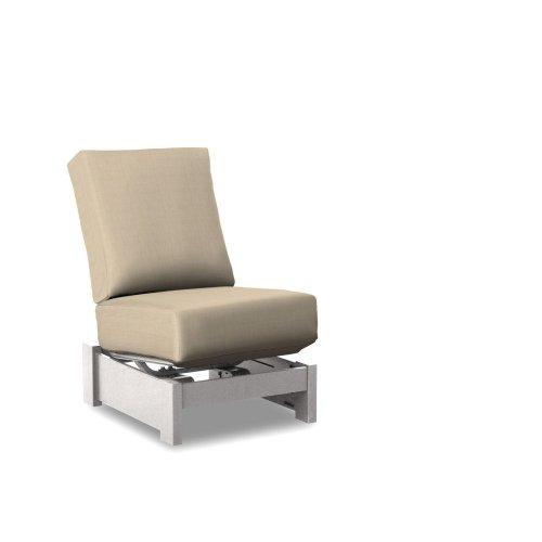 Leeward MGP Cushion Armless Single-Seat Fixed Sectional