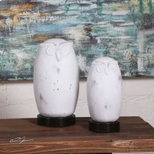 Hoot Figurines, S/2