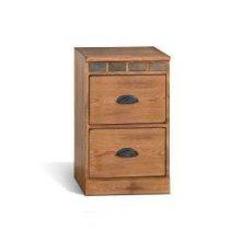 Sedona 2 Drawers File Cabinet