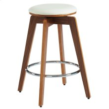 Rotman 26'' Counter Stool, set of 2, in Ivory