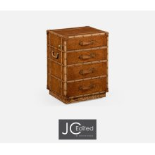 Travel Trunk Style Wellington Filing Cabinet