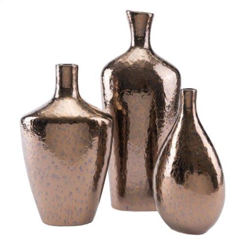 Bronze Md Vase Bronze