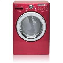 SteamDryer Electric Dryer (Wild Cherry Red)