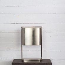 Antique Pewter Finish Stratton Desk Lamp