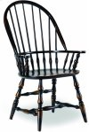 Sanctuary Windsor Arm Chair-Ebony
