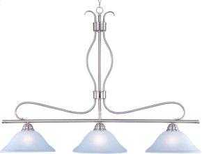 Basix 3-Light Pendant