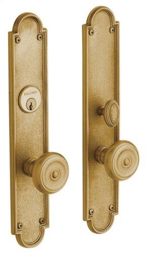 Vintage Brass San Francisco Entrance Trim