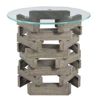 Jenga End Table