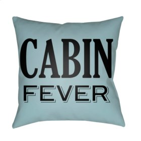 "Lodge Cabin LGCB-2033 20"" x 20"""