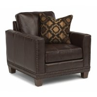 Port Royal Leather Chair Product Image