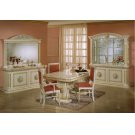 Modrest Rossella Beige Traditional Dining Set (Including China) Product Image