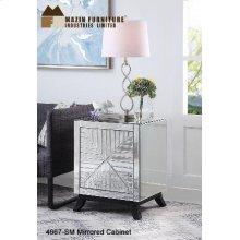 Big Mirrored Cabinet