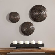Hanneli Metal Wall Decor, S/3
