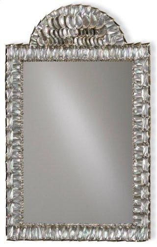 Abalone Mirror - 34h x 21w x 2d