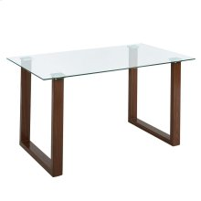 Franco Rectangular Dining Table in Walnut