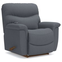 James Reclina-Rocker® Recliner w/ Two-Motor Massage & Heat