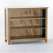 Short Bookcase (Pecan)
