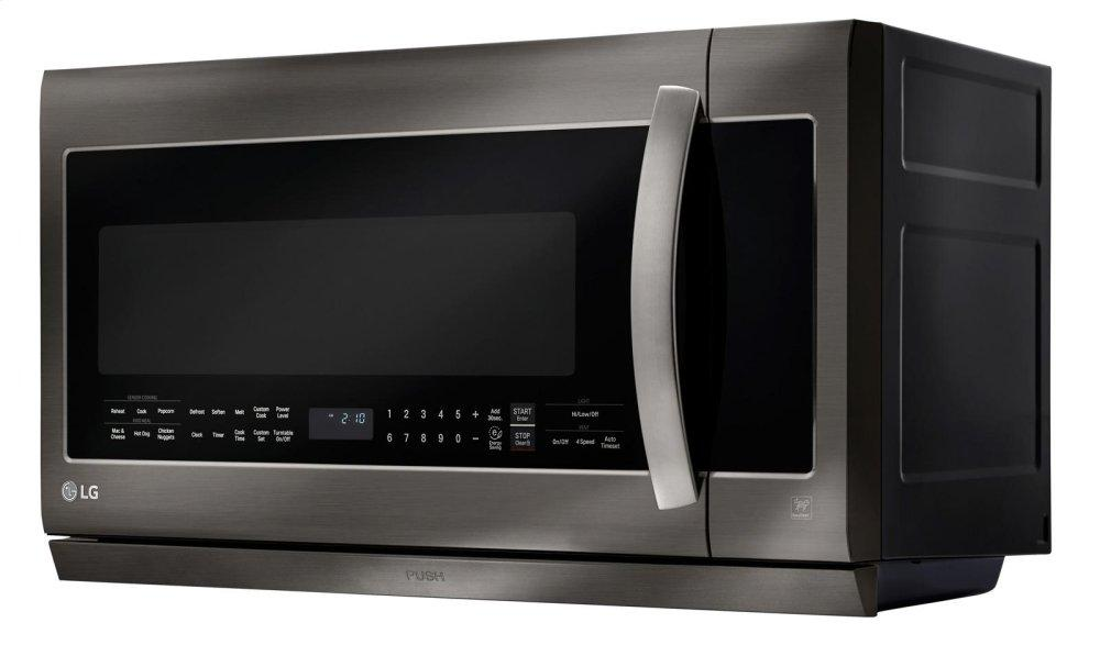 2.2 cu. ft. Over-the-Range Microwave Oven with EasyClean® Photo #4